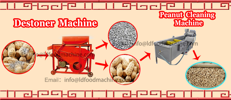 Automatic almond peanut butter making machine