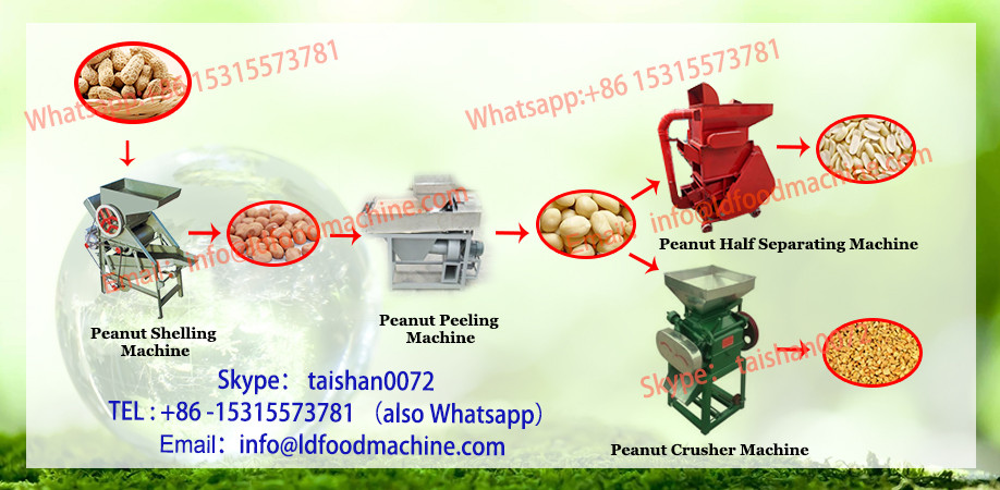 Best selling automatic colloid mill peanut butter grinding machine