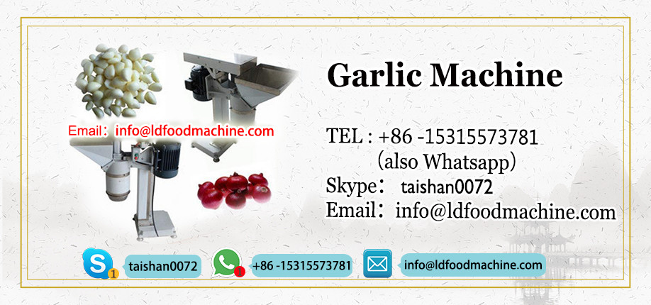 highly praised garlic breaking machine garlic splitting machine garlic separate