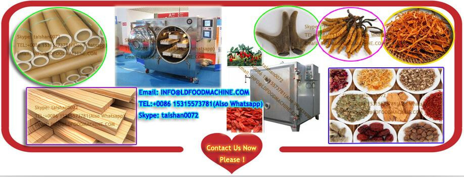 Large capacity and Good effect continuous dryer for drying Chile Sphagnum Moss