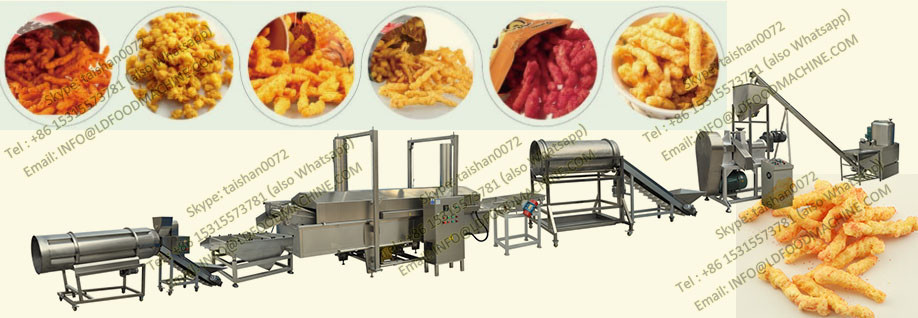 Electric Whole Wheet Snack Making Machine