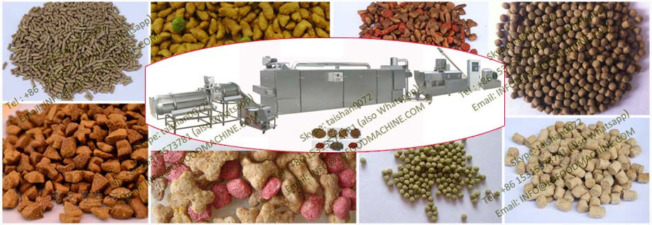China manufacturer Strongwin supply 2ton 2mm floating fish feed pellet machine fish food