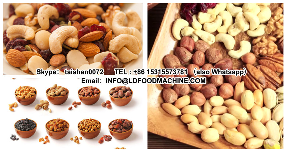 304 Stainless Steel Type Used Peanuts Roasting Machine