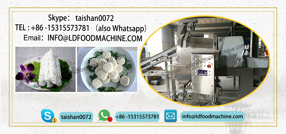 textured vegetable protein processing machine