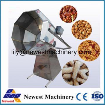 220V/110V Customer choose easy use small potato chips making flavoring machine
