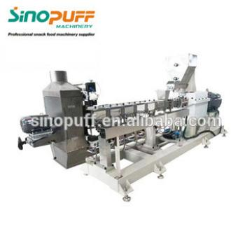 CE Sinopuff Breakfast Cereals Corn Flake Snack Food Extruder Machine