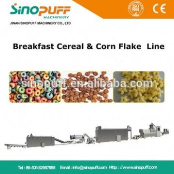 Inflated Food Machine/Automatic Nestle Corn Flakes Machine