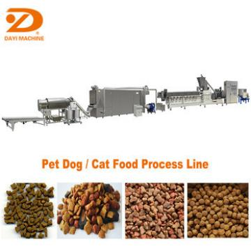 Dayi Wholesale Price Automatic Dog Food Pet Chews Production Line Making Machine