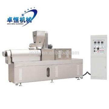 High efficiency breakfast cereals corn flakes machine
