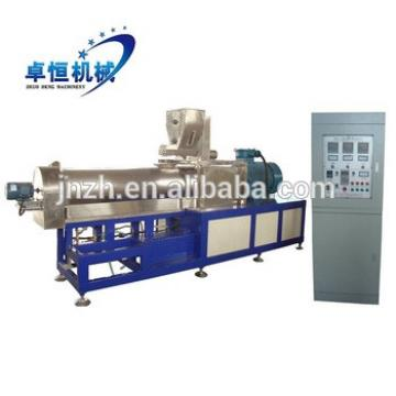 breakfast corn flakes cereal snack food processing line