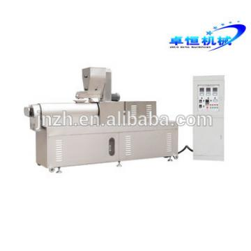 breakfast cereal extrusion machine production line