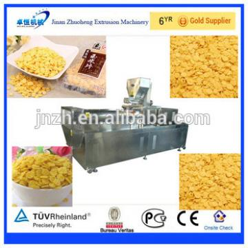 ZH65 Breakfast cereals Kelloggs corn flakes making machines