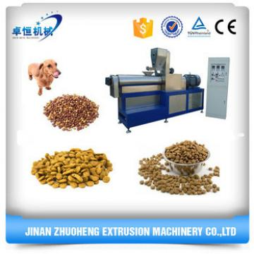 Top quality dog pet food making machine
