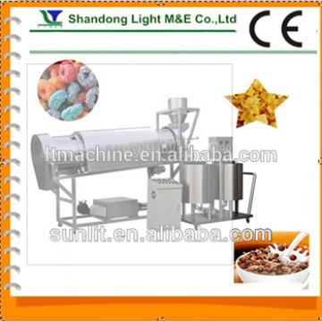 High Efficiency Drum Breakfast Cereal Snack Food Coating Machine