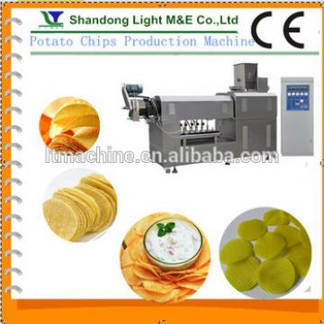 corn flakes potato Chips Making Machine