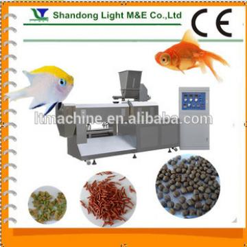 High Capacity Low Price Shandong LIght Extruder for Pet Food