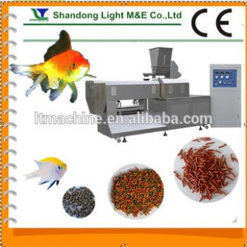 New Technical Shandong Light Small Fish Feed Pellet Machine