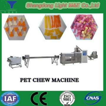 Pet Dog Chewing Gum Manufacturing Machine