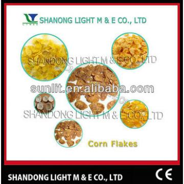 breakfast cereals corn flakes making machinery