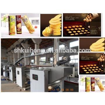 No fried potato chips production line /potato chips making machine