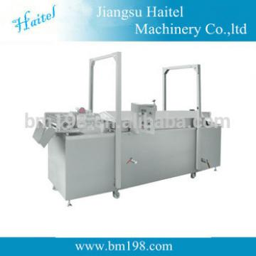 Automatic fruing cooker for potato chips making machine