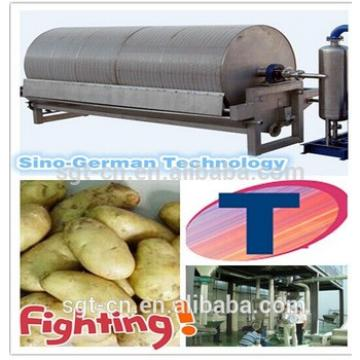 High quality semi-automatic potato chips making machine