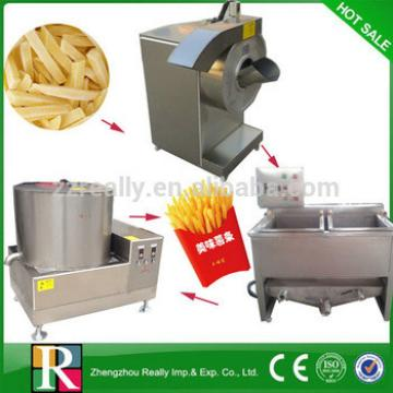 Modern design stainless steel industrial sweet potato chips making machine
