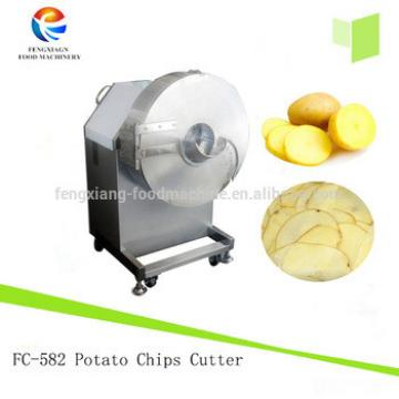 Industrial potato chips production line potato chips slicing making machine price with CE approved