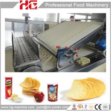 Small Scale Potato Chips Making Machine / Production Line For Sale