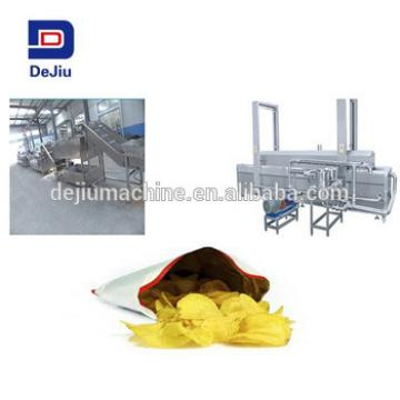2017 High Quality Potato Chips Machines Production Line/Factory Price Semi Automatic Potato Chips Making machine