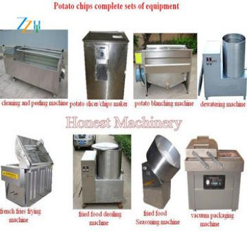 Fresh Potato Chips Machine For Sale With Factory Price