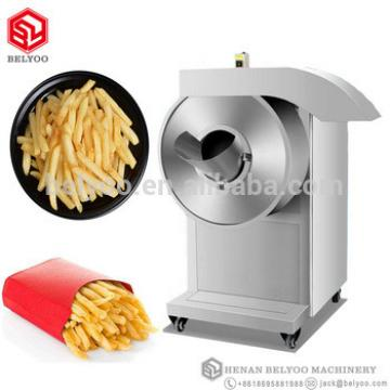 commercial 300kg per hour potato chips and french fries cutting machine/ potato chips cutter