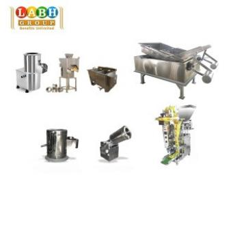 Continuous Production Machines for Fried Potato Chips