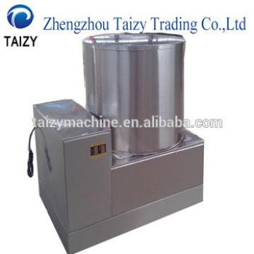 food and beverage machinery potato chips deoiling dewatering machine for french fried food