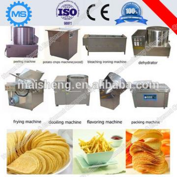 Semi-automatic potato chips making machine price