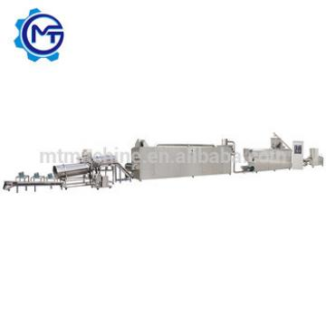 Animal Chews Dog Treats Food Processing Machine pet food process assembly line
