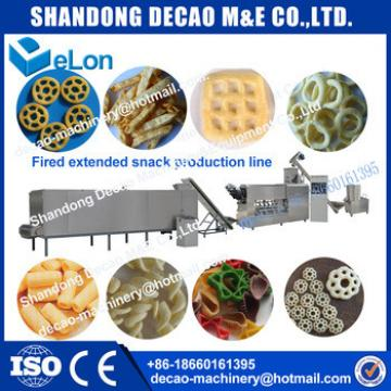 ss304 stainless steel extruded potato chips making machine price