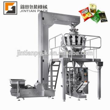 Dayi Puffed Cereal Breakfast Corn Flakes Snack Food Making Packing Machine