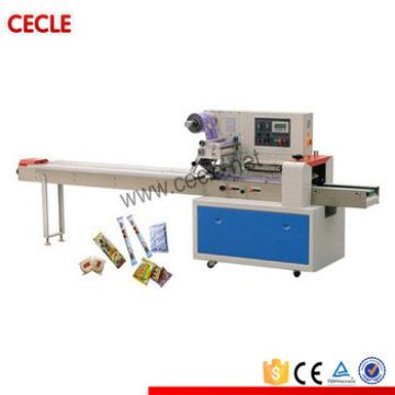 High quality pillow packing machinery