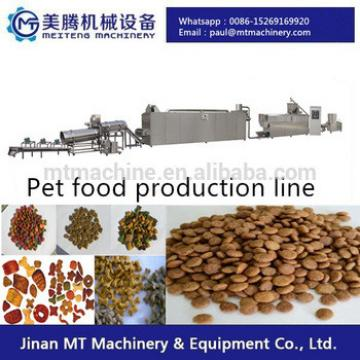 Factory price animal feed making machine for dog fish