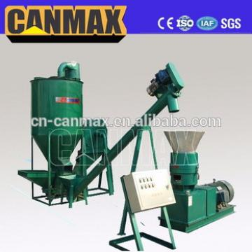 animal feed granulator machine/pallet machine with CE certificate