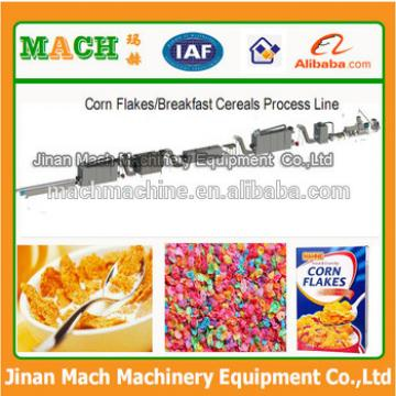 Kelloggs Bulk Oats Cereal Corn Flakes production line