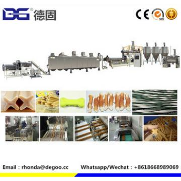 DG pet dog food making extruder junior dog making plant