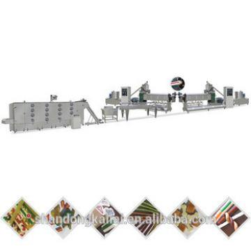 Pet Food Chewing Pet Food Machinery Dog Food Extrusion Machine
