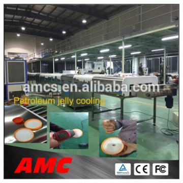 State-of-the-art Design Energy-saving potato chips making machine Cooling Tunnel Machine For Production Line
