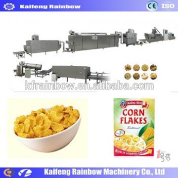 Big Capacity Multifunctional Corn Flake Extrude Machine corn flakes/breakfast cereal making machine
