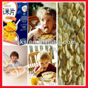 breakfast cereal corn flakes machine, corn flakes machine, corn flakes making machine