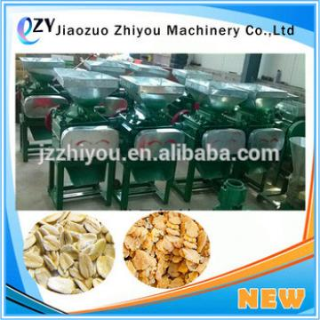 Breakfast Cereals Extrusion Wheat Corn Flakes Making Machine(whatsapp:0086 15039114052)