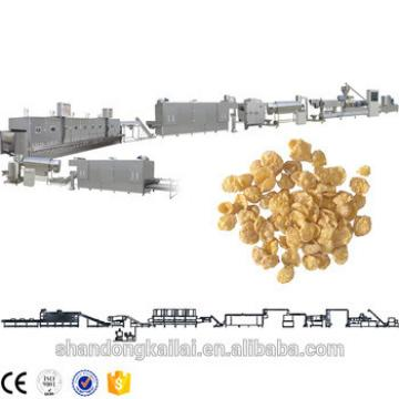 New Condition Breakfast Corn Flakes Cereals Production Line Machine Manufacturers