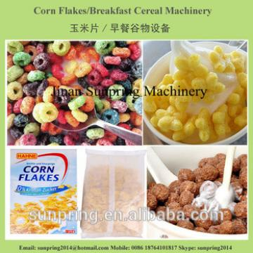 Hot sale cornflakes making machine